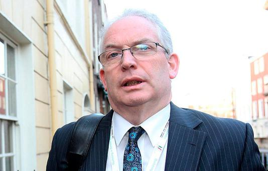 Tony O'Brien, HSE director general. Photo: Tom Burke