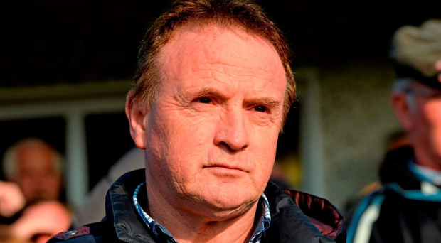 Longford manager Denis Connerton. Photo: Sportsfile
