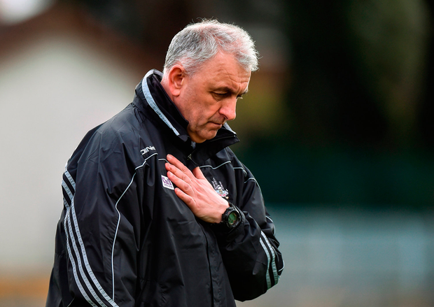 Cork boss Peadar Healy. Photo by Matt Browne/Sportsfile