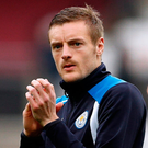 Jamie Vardy. Photo: John Sibley/Action Images via Reuters