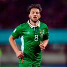 Ireland midfielder Harry Arter