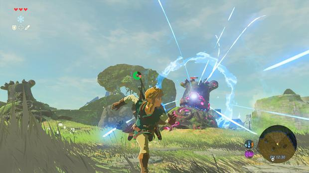Enemies can be very deadly in Legend of Zelda: Breath of the Wild