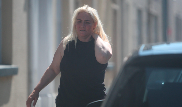 Ann Connors, wife of 'Fat' Andy Connors, now says she is broke
