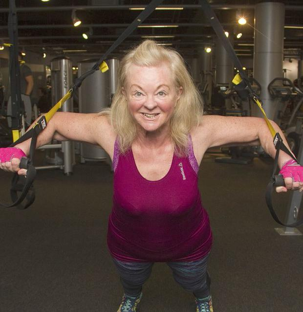 Granny Lisa says she felt old, ugly and fat until a young personal trainer inspired her to get fit and wear a bikini again