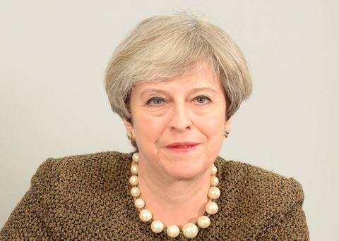 British Prime Minister Theresa May Photo: REUTERS/Ben Birchall/Pool
