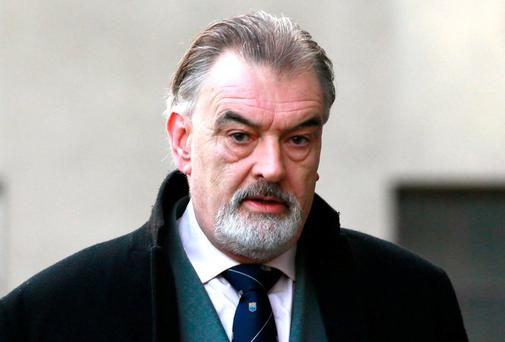 Ian Bailey: issue of reciprocity is 'an extant road block' to extradition Photo: Collins