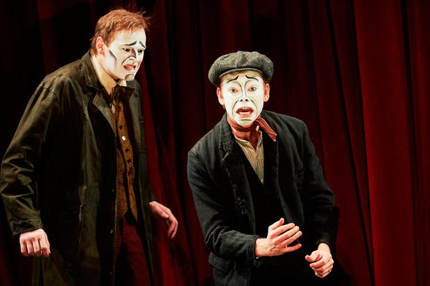 'Dublin by Lamplight' will play at the Abbey Theatre until April 1 after its revival