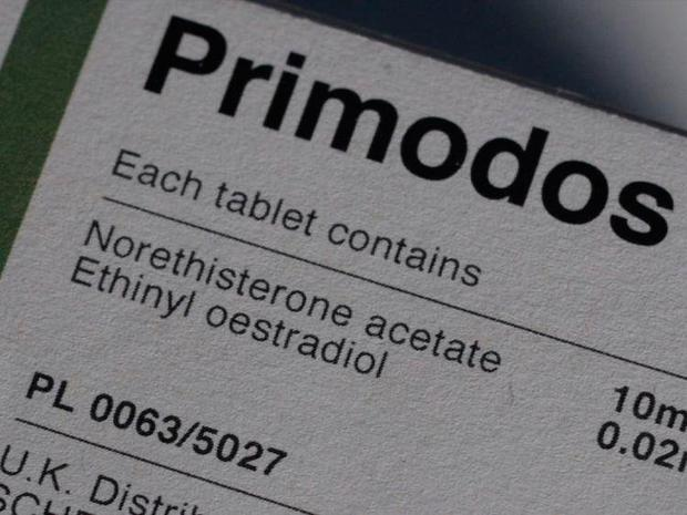 Primodos was used as a way of detecting pregnancy