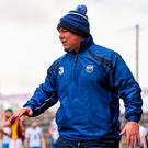 Waterford hurling manager Derek McGrath. Photo: SPORTSFILE