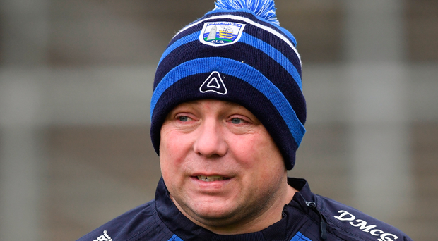 Waterford manager Derek McGrath believes the views of Tony Kelly and Richie Hogan should be heard. Photo: Sportsfile