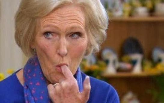 Mary Berry stirred up fresh controversy with her pie recipe without a pastry base