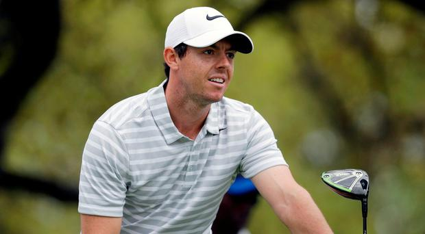 Rory McIlroy has extended his contract with Nike