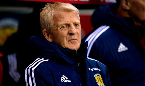 Scotland boss Gordon Strachan: Canada game made Slovenia selection simpler