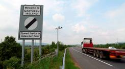 The invisible Border at Newry is under threat from Brexit, while Enda Kenny and Arlene Foster have failed to develop a joint approach to fight new partition