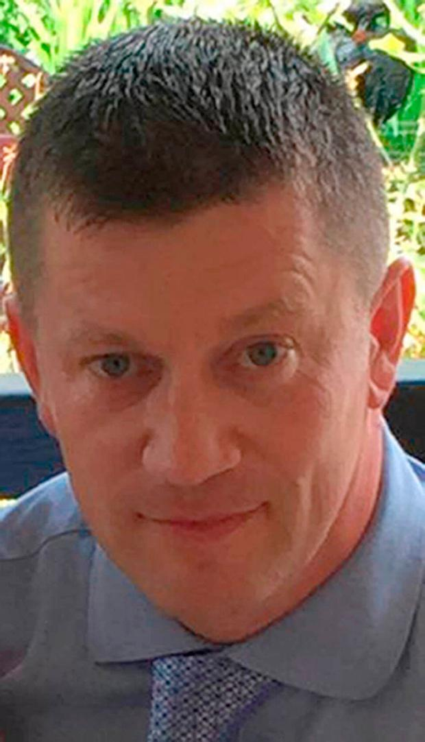 PC Keith Palmer who was killed during the terrorist attack on the Houses of Parliament, London Credit: Metropolitan Police/PA Wire