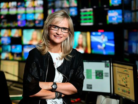 RTÉ's director general Dee Forbes