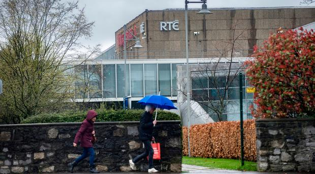 The RTÉ campus in Donnybrook, Dublin 4, part of which is to be sold off. Photo: Doug O'Connor