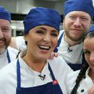 Grainne Seoige in TV3's The Restaurant