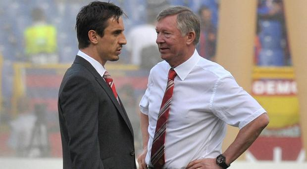 Neville tried his hand at management at Valencia with no prior experience. Getty