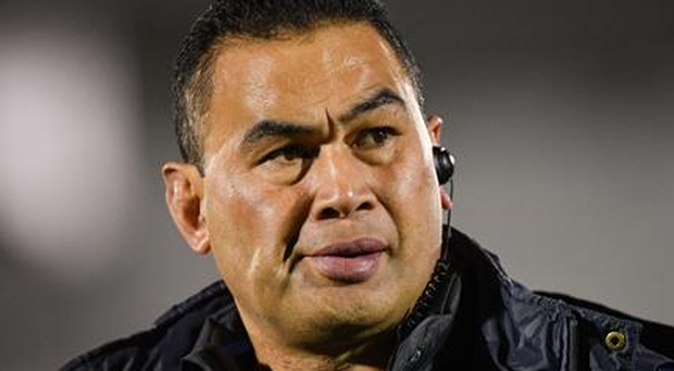 Connacht head coach Pat Lam. Photo: Ramsey Cardy/Sportsfile