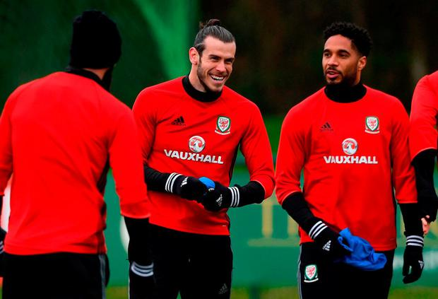 Irish legend John Giles said Bale was not yet great. Getty