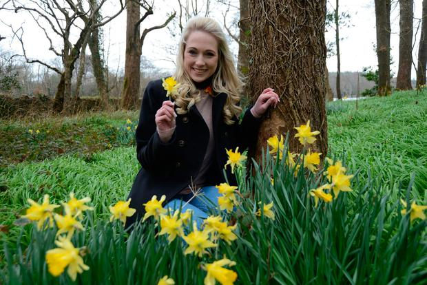 Aoife Harrington: 'My advice to everyone would be to please go for a smear test.' Photo: Frank Dolan