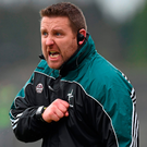 Kildare manager Cian O'Neill. Photo: Stephen McCarthy/Sportsfile