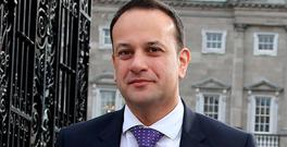 Social Protection Minister Leo Varadkar. Photo: Tom Burke