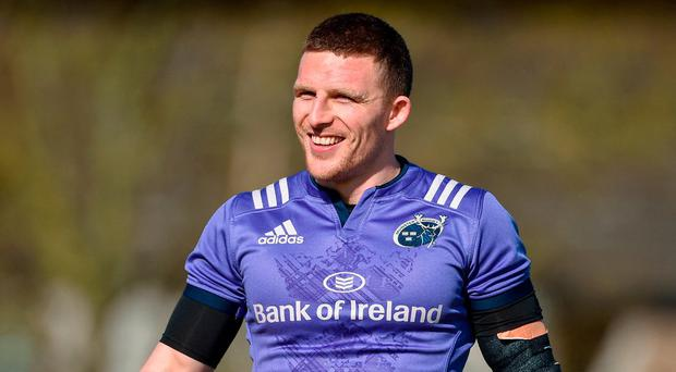 Andrew Conway has had a point to prove since leaving Leinster in 2013. Photo: Diarmuid Greene/Sportsfile