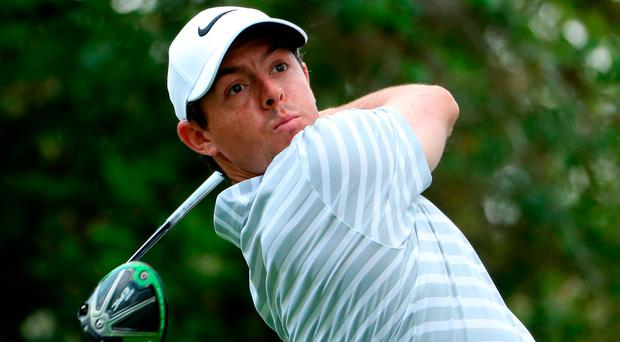 Rory McIlroy's fate is out of his own hands. Photo: Christian Petersen/Getty Images