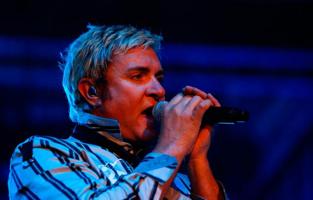 Simon Le Bon and Duran Duran will also headline this year's festival line-up. Photo: REUTERS