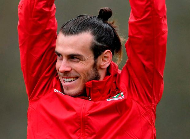 Wales' Gareth Bale. Photo: Stu Forster/Getty Images