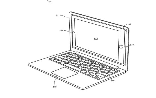 Apple has filed a new patent