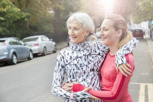 More than half of us believe we are turning into our mothers