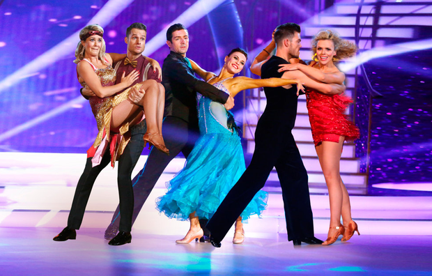 Denise McCormack, Aidan O'Mahony and Aoibhín Garrihy are in the final of DWTS