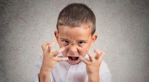 'It's not my children's behaviour that's most challenging – it's my own' (Stock photo)