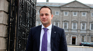 Leo Varadkar. Photo: Tom Burke