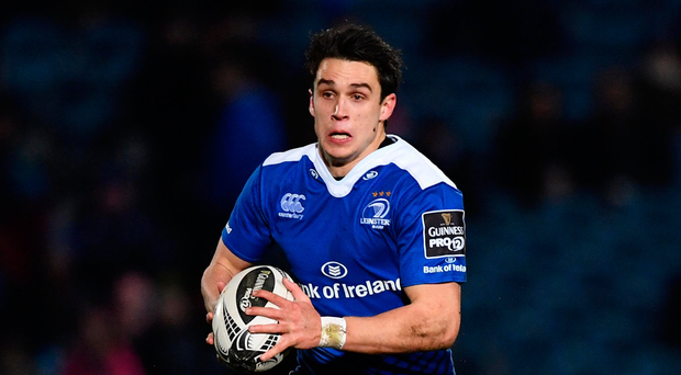 Joey Carbery remains fullback. Photo: Sportsfile