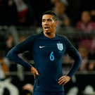 Chris Smalling (pictured) has been replaced by Ben Gibson. Photo: Reuters