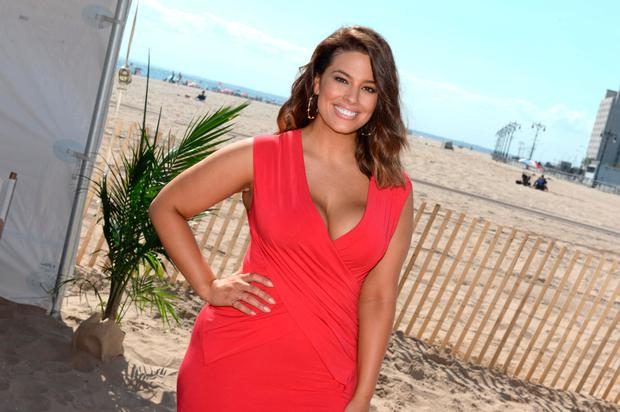 efa4a2ee5e Ashley Graham attends Sports Illustrated Swimsuit Summer of Swim Fan  Festival and Concert at Coney Island