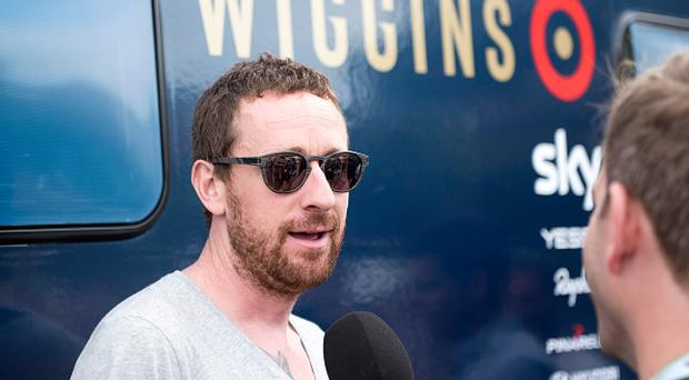 Bradley Wiggins of Team Wiggins. (Photo by Nathan Stirk/Getty Images)