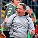 Clare manager Davy Fitzgerald Photo: Diarmuid Greene / SPORTSFILE
