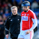 'The management team under Kieran Kingston (above), embellished this year by John Meyler's arrival as coach, has not been afraid to make changes' Photo: Sportsfile