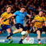 Dublin's Paul Flynn scores his side's first goal during the Allianz Football League Division 1 Round 6 game against Roscommon at Croke Park. Photo: Daire Brennan/Sportsfile