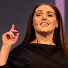 Five-year all-clear: TV star Sile Seoige Photo: Tony Gavin