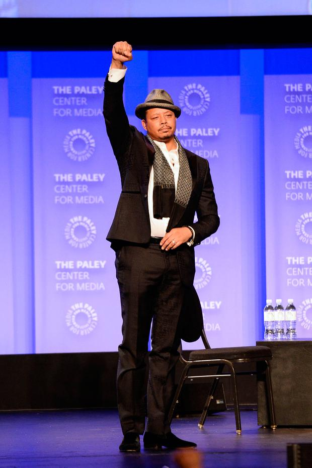 Actor Terrence Howard attends The Paley Center For Media's 33rd Annual PALEYFEST Los Angeles presents