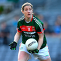 Cora Staunton posted 1-6 in a fine display and her injury-time winning score was a thing of a real beauty. Photo by Brendan Moran/Sportsfile