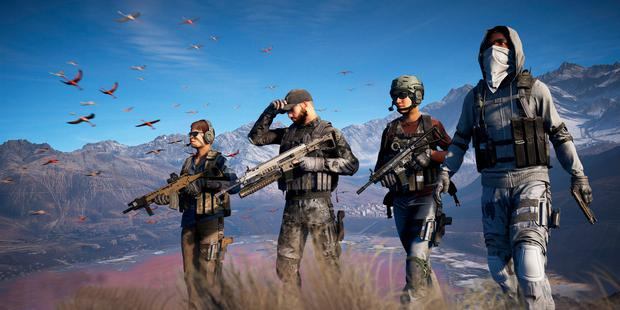 The taming of the wild ghost independent ghost recon wildlands malvernweather Images