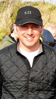 Captain Mark Duffy Picture: Tom Conachy