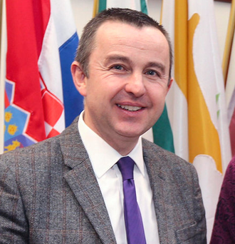 Letter: MEP Brian Hayes Picture: Damien Eagers